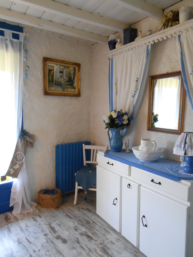 Entr e chambre r ve bleu for Reve bleu piscine